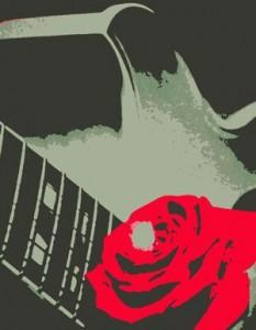 MANNI O. - Liebeslieder zum Valentinstag in der Druckerei