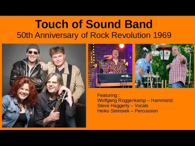 TOUCH OF SOUND BAND