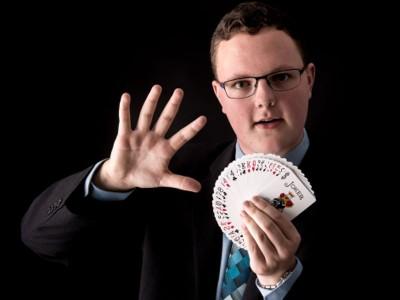 Zaubersalon in der Druckerei mit JAN LANGREDER