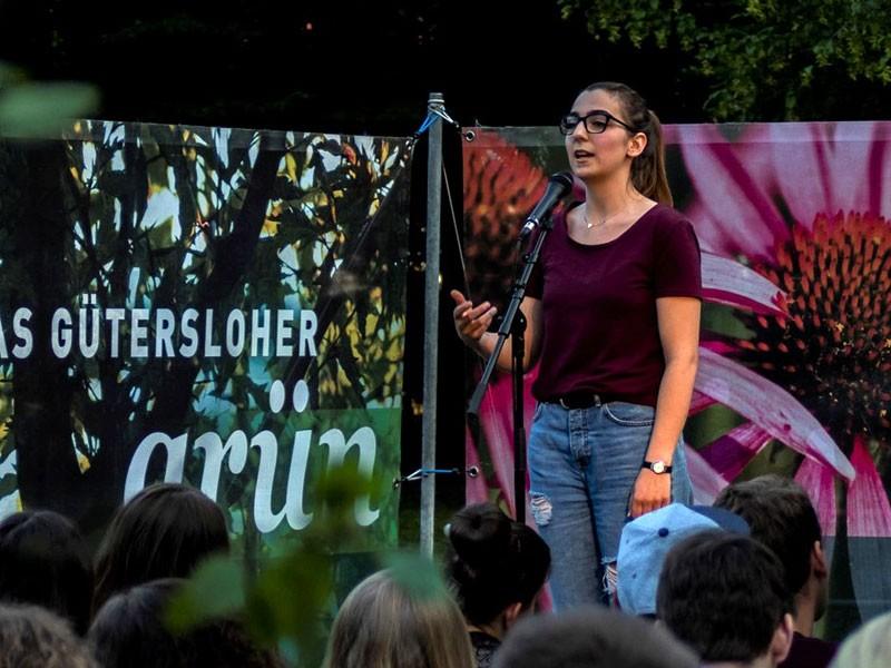 Eva Dreier Foto by Felix Kempter